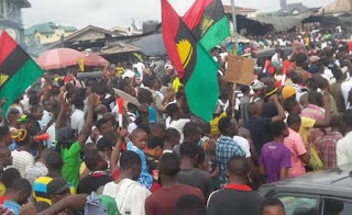Biafra: Residents Count their Loss as Week-long Curfew is Lifted in Aba After IPOB Clash with Soldiers