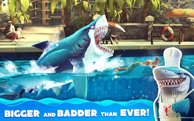 Hungry Shark World Mod Apk Free Download Hungry Shark World Mod Apk | Unlimited Money Free Android