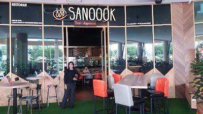 japanese food, Restoran Sanoook Thai & Japanese Sunway Pyramid, Sanoook, tempat makan thai sedap, thai food,