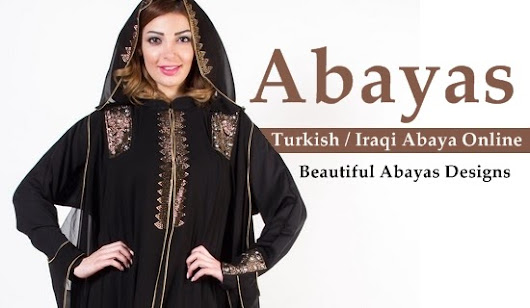 Abaya 2014 | Turkish / Iraqi Abaya Online | Beautiful Abayas Designs in Iraq / Turkey