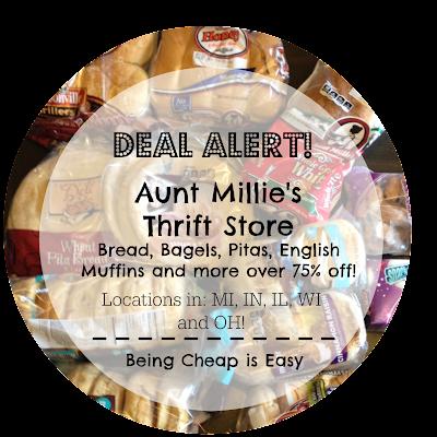 Bread, Aunt Millies Discounts, Grocery hacks