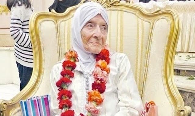 Masya Allah, Menginjak Usia 92 Tahun Nenek Ini Mendapat Hidayah dan Jadi Muallaf