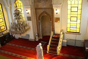 Interior Masjid Kobe