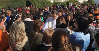 misiones, misioneros, Encuentro diocesano de niños, Festival