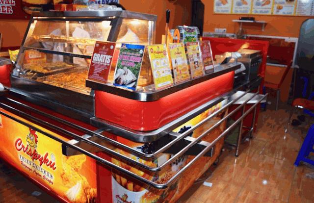 Menilik Peluang Jajanan Ayam Crispi