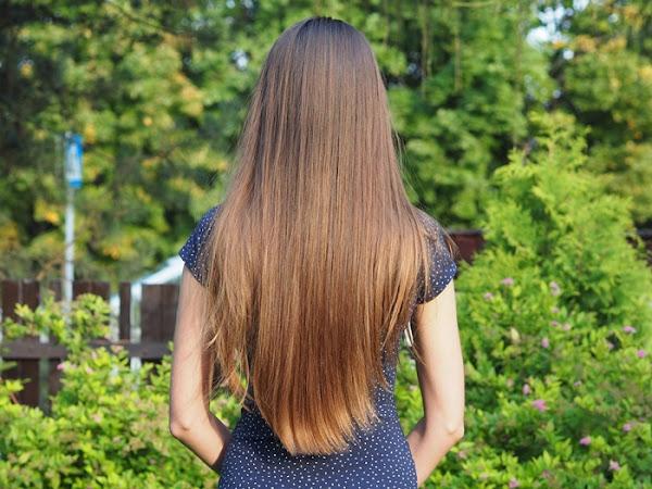 198. Aktualizacja włosów po wakacjach. Badanie stanu włosów w Naturze.