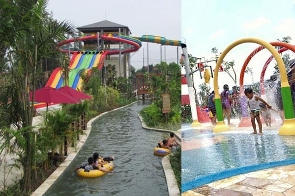 Jogja Bay Waterpark Sebagai Destinasi Wisata Jogja Tiket Apa Saja
