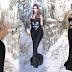 MH Unique - I love Black -Dress