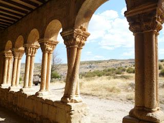 Iglesia románica de Sam Pedro. Caracena