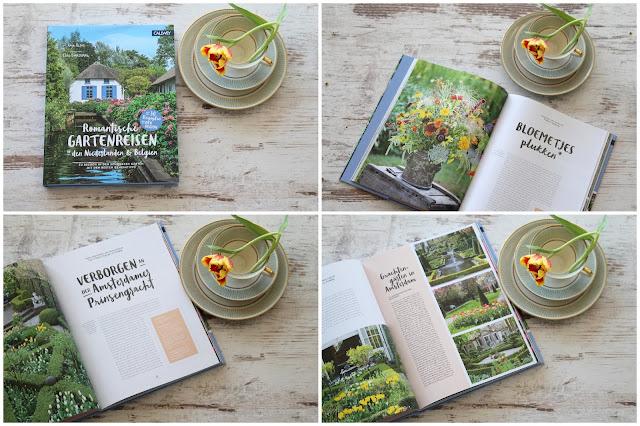 Buchtipps Fruehling Gartenreisen Neiderlande Belgien Jules kleines Freudenhaus