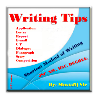 Writing Tips App For Shortcut Method Of Application Letter Email Paragraph Dialogue Short Story Report And Composition