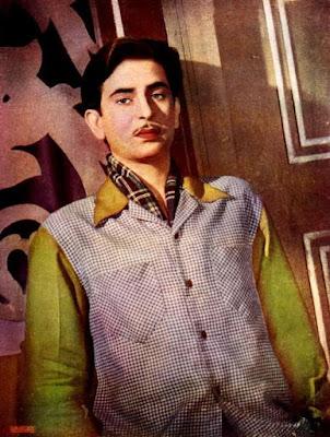 Raj Kapoor in 1949