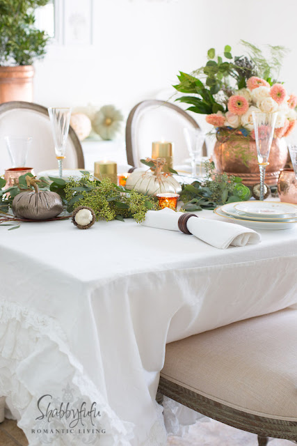 elegant table setting ideas for thanksgiving