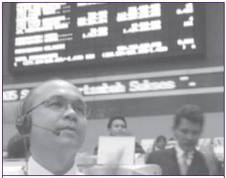 Pasar Uang, Pasar Valuta Asing, Pasar Tenaga Kerja, dan Bursa Komoditi