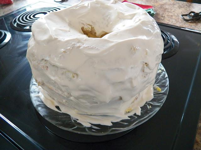 Smörgåstårta aka Smorgastarta (swedish sandwich cake)