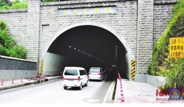 Fakta Aneh! Siapapun Yang memasuki Terowongan Ini Akan Kembali Pada Satu Jam Yang Lalu