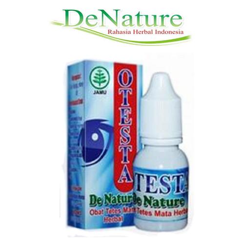 Obat Tetes Mata Herbal Untuk Mengobati Mata Katarak
