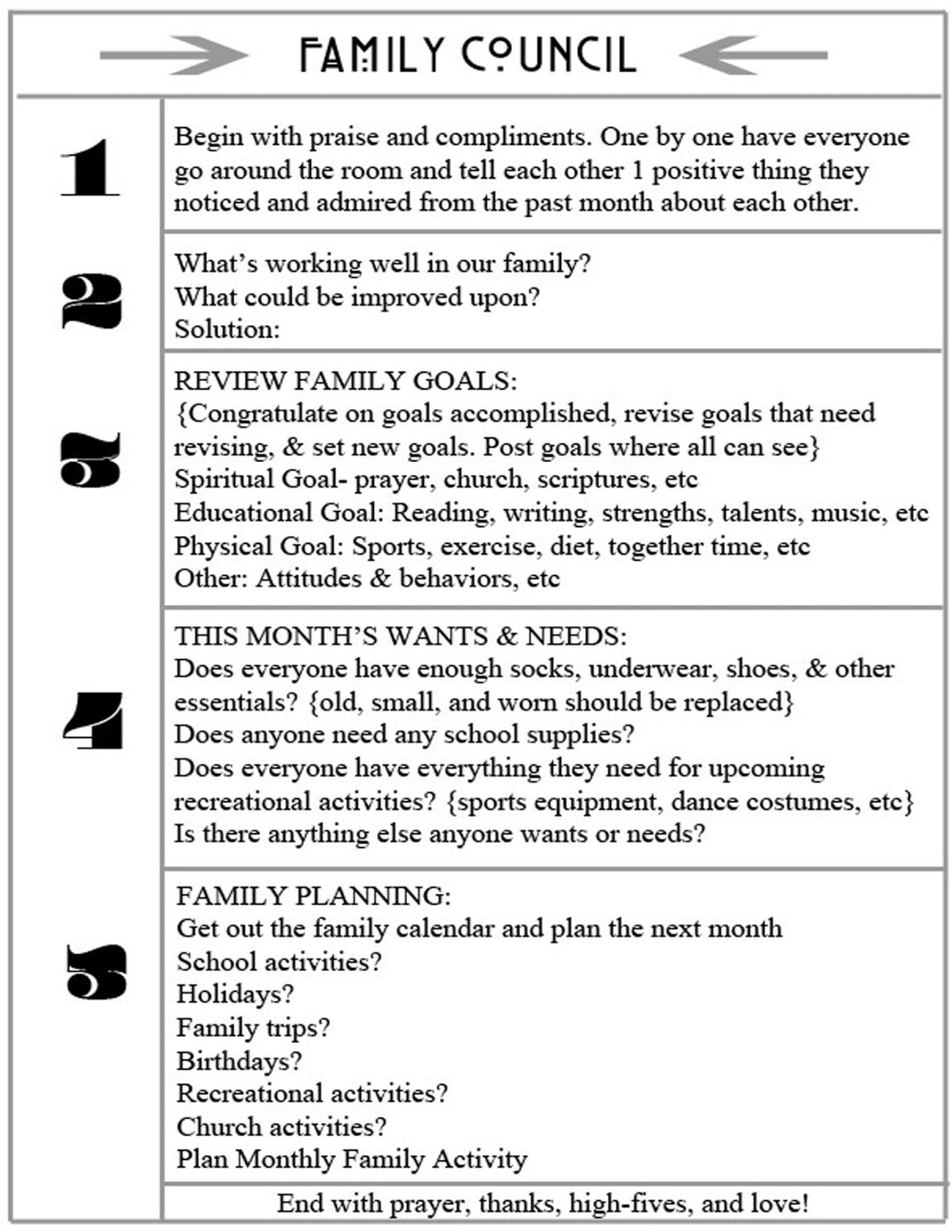 Miss Poppins Family Planner