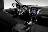 Nissan Terra (2018) Interior