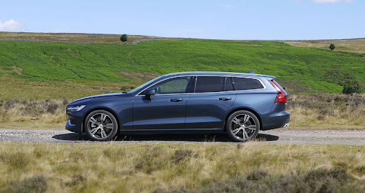 Estate of grace: Volvo V60 driven