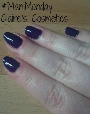 Claire's accessories nail polish