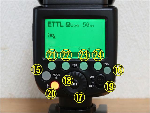 GODOX TT685C E-TTL 2.4G無線搭載 スピードライト