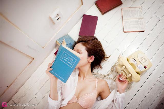 1 Kwon Yuju - very cute asian girl-girlcute4u.blogspot.com