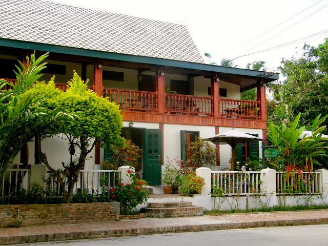 Lotus Villa Hotel in Luang Prabang, Laos