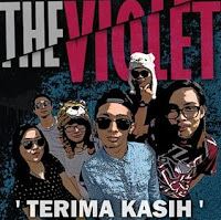 Lirik Lagu The Violet Terima Kasih