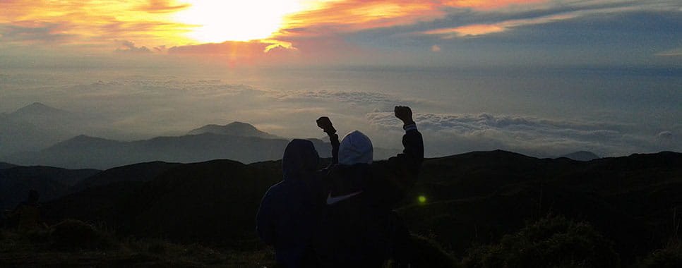 Travel Destination - Mount Pulag, Benguet, Philippines