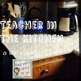 Teacher in the Kitchen