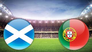 نتيجه مشاهده مباراه البرتغال واسكتلندا اليوم 14-10-2018 انتهت بنتيجه 3 - 1 للبرتغال