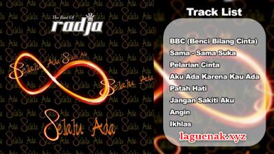 Download Koleksi Lagu Radja Mp3 Full Album Selalu Ada Lawas Lengkap Rar
