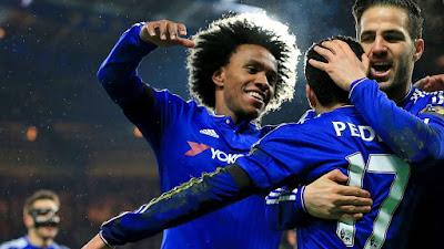 Chelsea 5 - 1 Newcastle : The Blues Ngamuk di Stamford Bridge