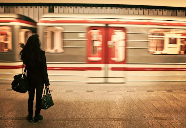 Public Transport in Prague