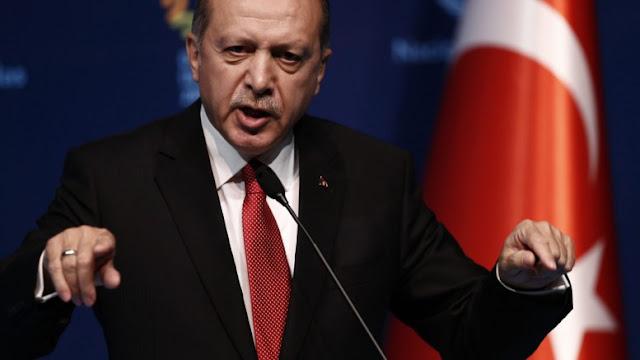 Ο Ερντογάν εκβιάζει τον Ομπάμα και απειλεί το ΝΑΤΟ!