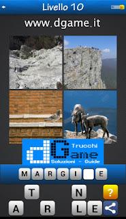 PACCHETTO 7 Soluzioni Trova la Parola - Foto Quiz con Immagini e Parole livello 10