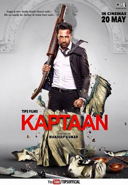 Kaptaan 2016 480p Punjabi DVDScr Full Movie Download extramovies.in Kaptaan 2016