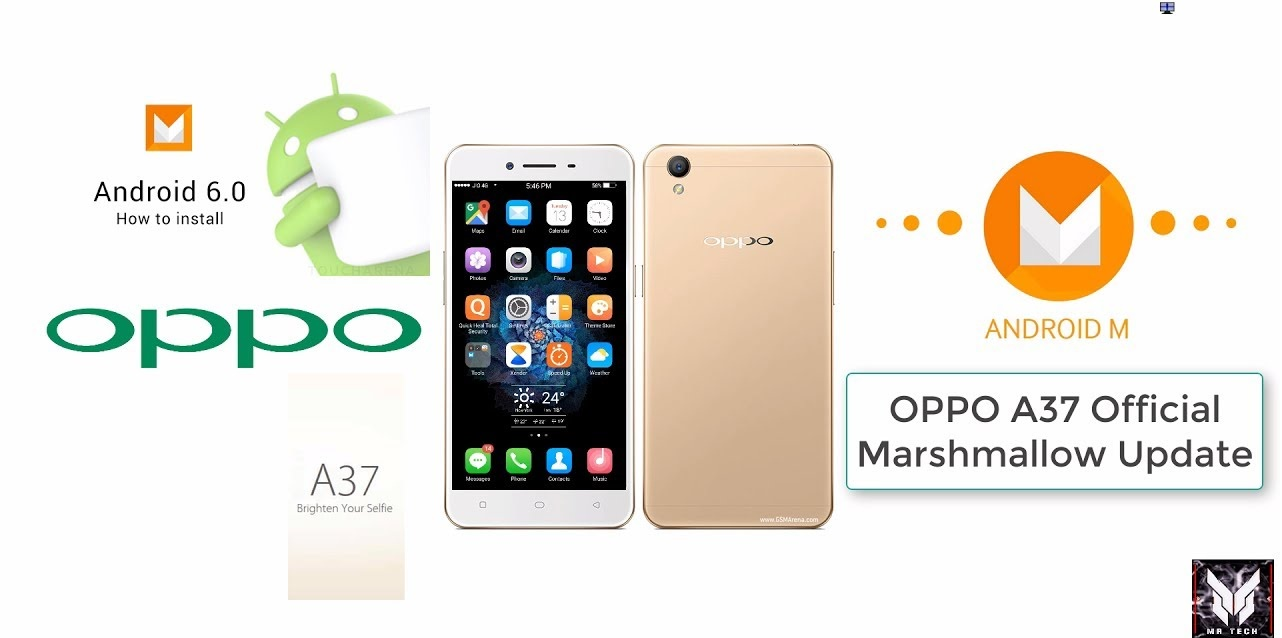 OPPO A37f 6 0 Marshmallow Firmware - DANISH MOBILE