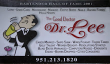 The Official Business Card of Dr. Lee!