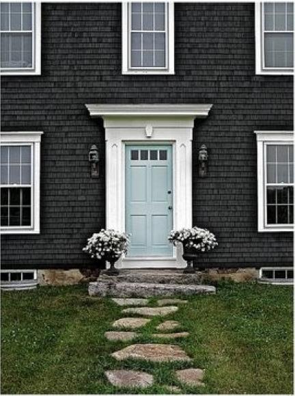 Modern 24 seven black house - Black and grey house ...