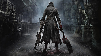 bloodborne hd wallpaper