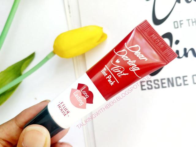 Review Etude Dear Darling Water Gel Tint Pack
