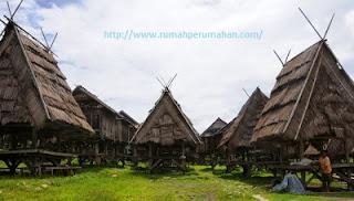 Desain Bentuk Rumah Adat Bima dan Penjelasannya, Rumah tradisional, Uma Lengge