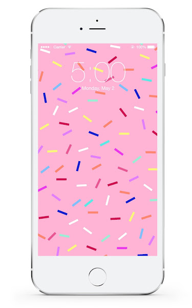 Sweet Sprinkles Design Downloads | LLK-C.com