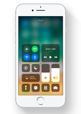 Apple has Changed Control Center look and Functions