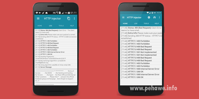 Config HTTP Injector XL/Axis Hitz Jabar Unlimited Terbaru 2017