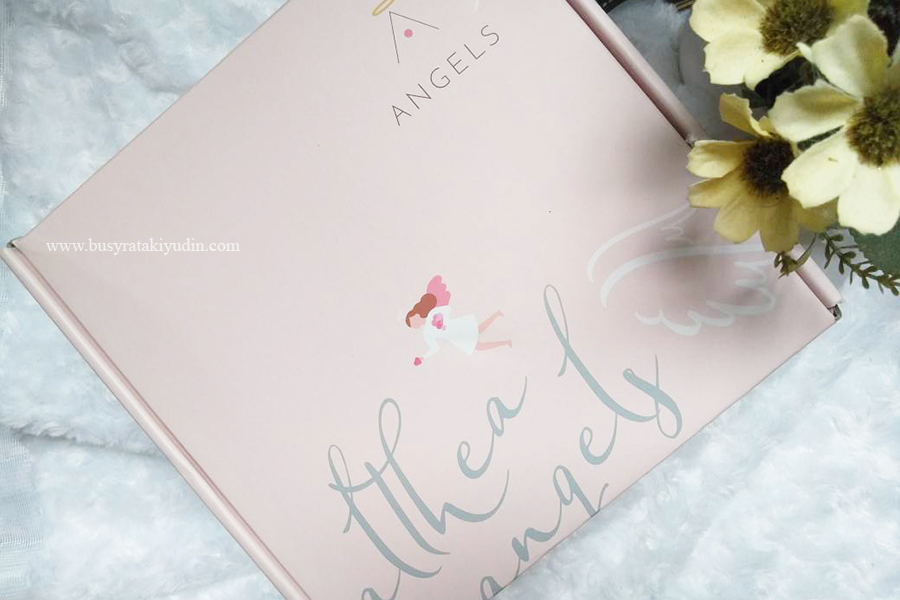 althea angels, beauty ambassador, welcome gift box, althea community, real fresh skin detoxer, althea turns 3,
