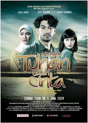 Nonton Film Ketika Tuhan Jatuh Cinta (2014)