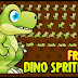 Free Sprite - 2D Game Assets (Dino)